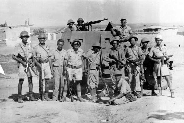 Givati Brigade in the 1948 war of independence